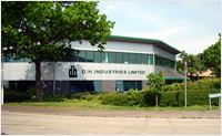 DH Industries Main Building